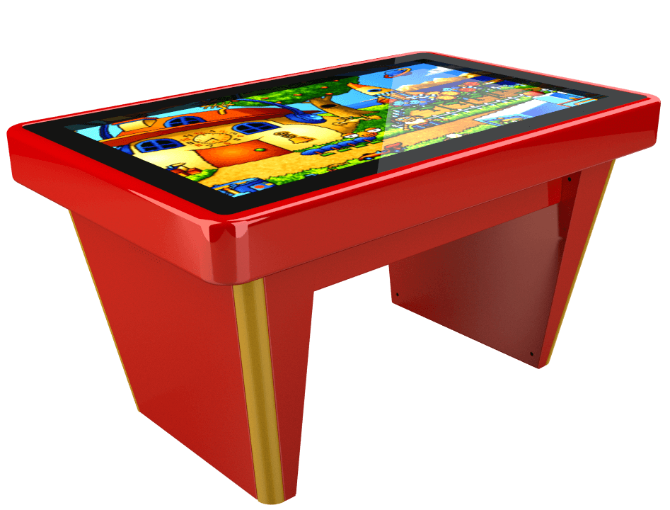 Интерактивный детский стол своими руками 12