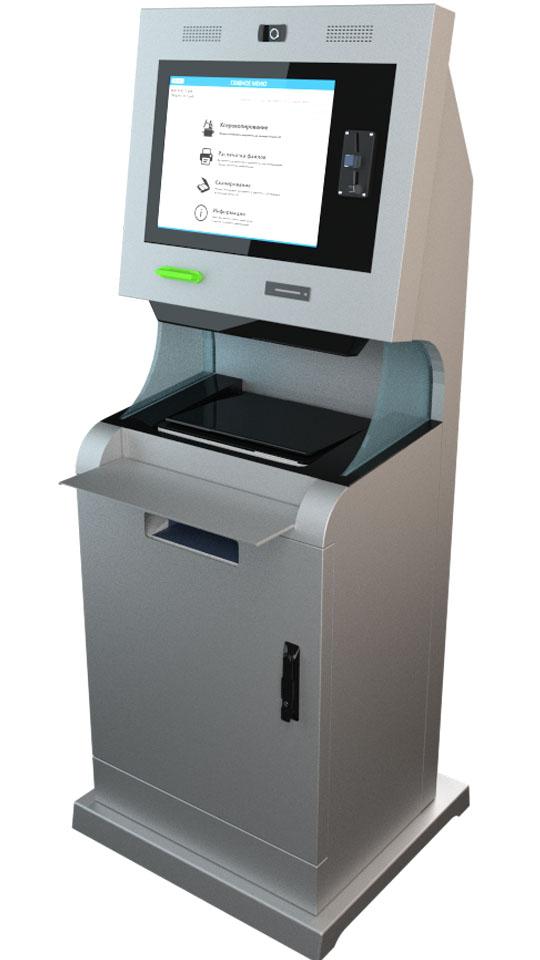 Автоматический копировальный аппарат