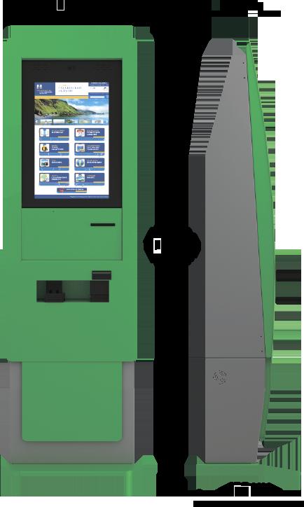 информационный сервисный терминал