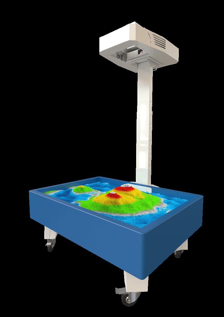 Интерактивная песочница стол