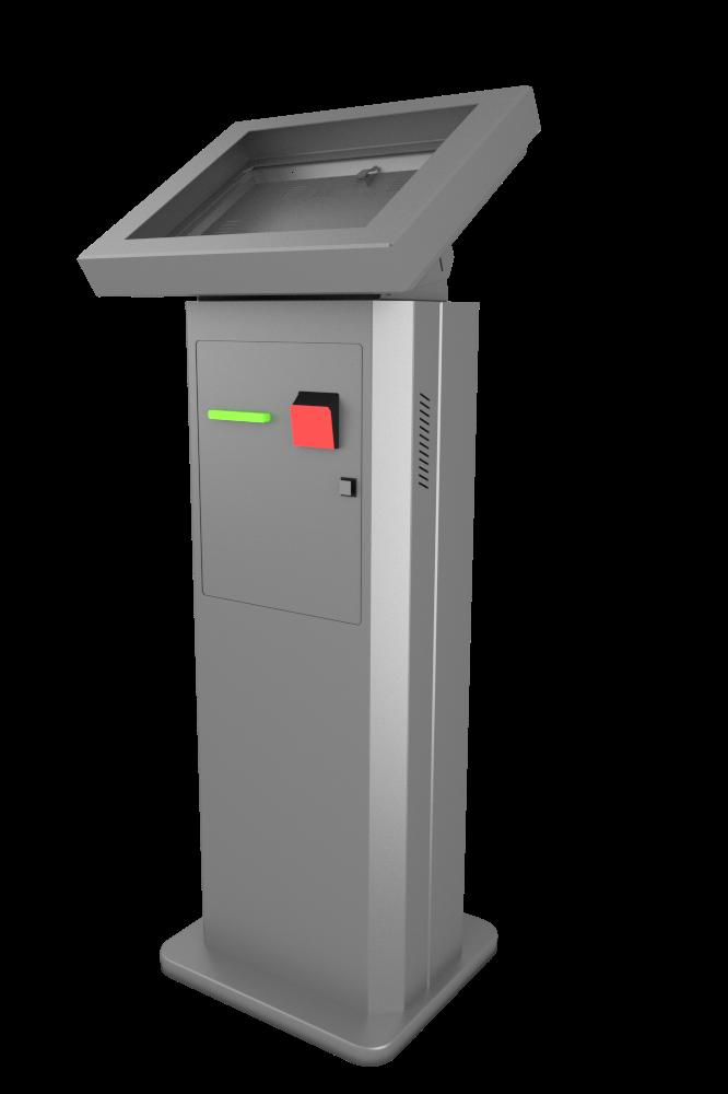Корпус для сервисного терминала UTSInfo Print