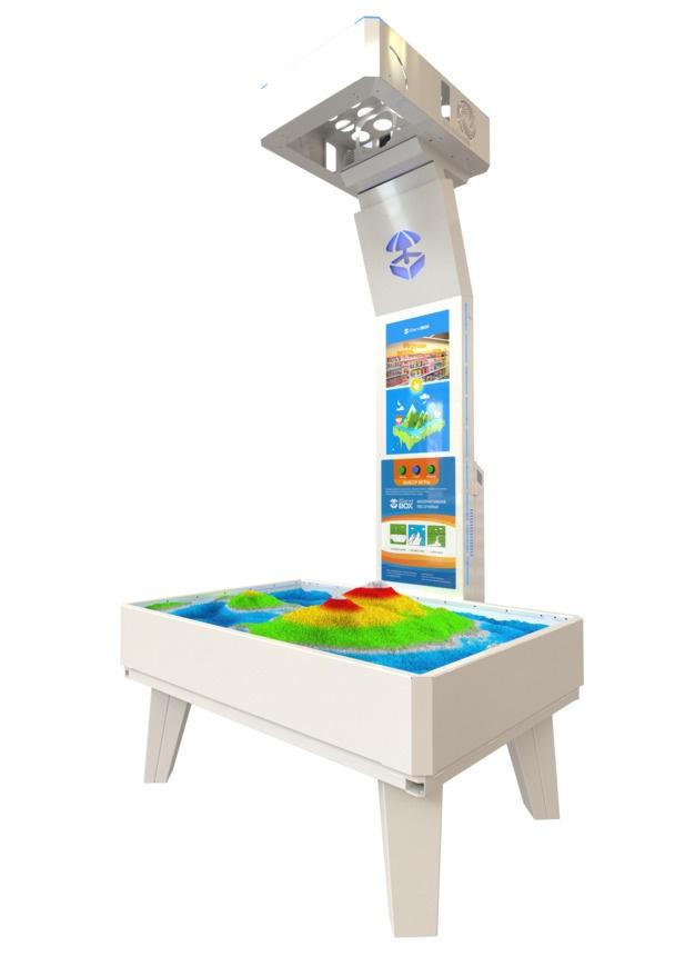 интерактивная песочница mini